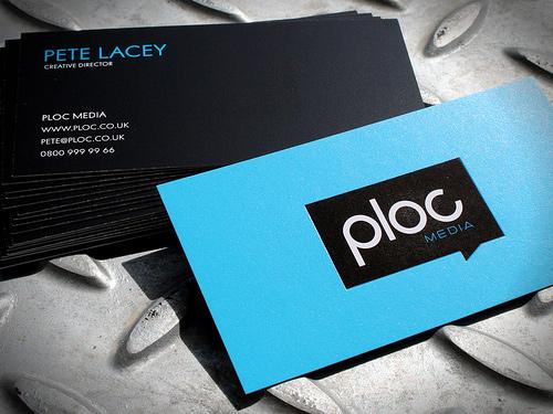 Ploc media business card cardobserver ploc media business card colourmoves Choice Image
