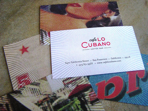 Cafe Lo Cubano