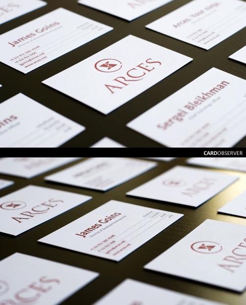 Robak Design Card