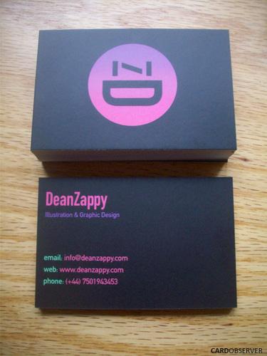 Zappy Business Card
