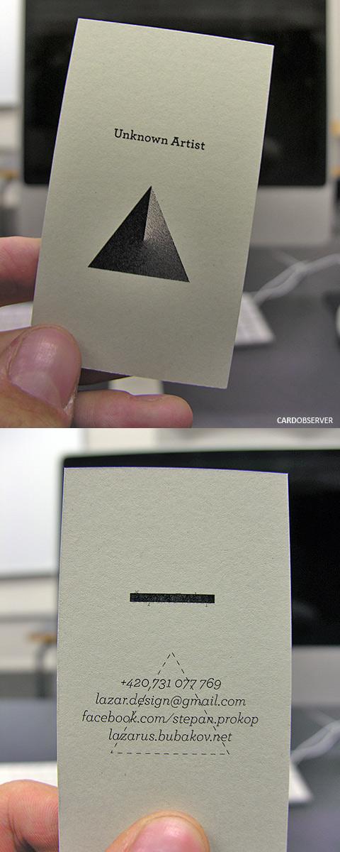 Stepan Prokop Card