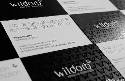 Wildorb Card Design