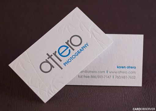 100 Cotton Business Cards Cardobserver