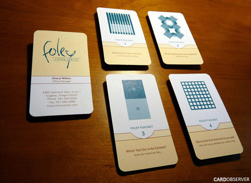 Vision Therapy Cards