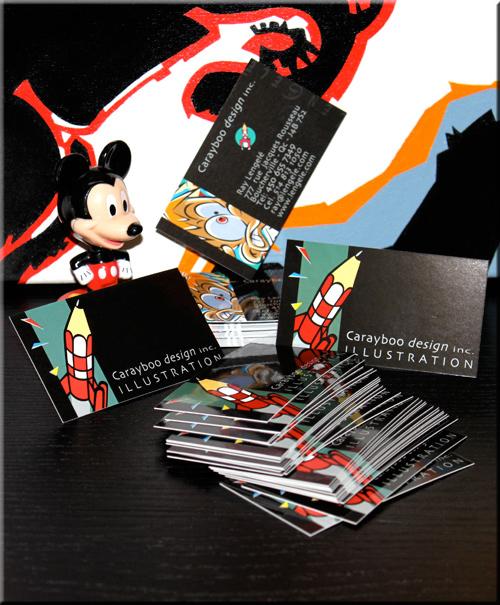 Carayboo Identity Cards