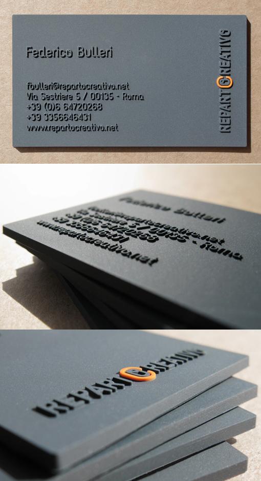 Reparto Creativo Business Card