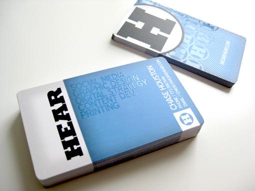 Hear Agency Cards