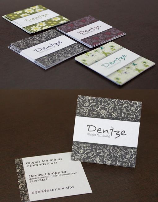 Clothes Designer Business Card