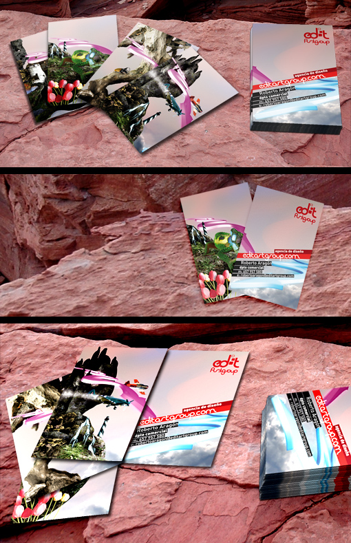 Edit Art Business Cards