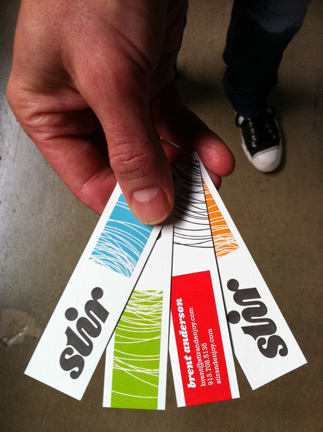 Stir and Enjoy Cards