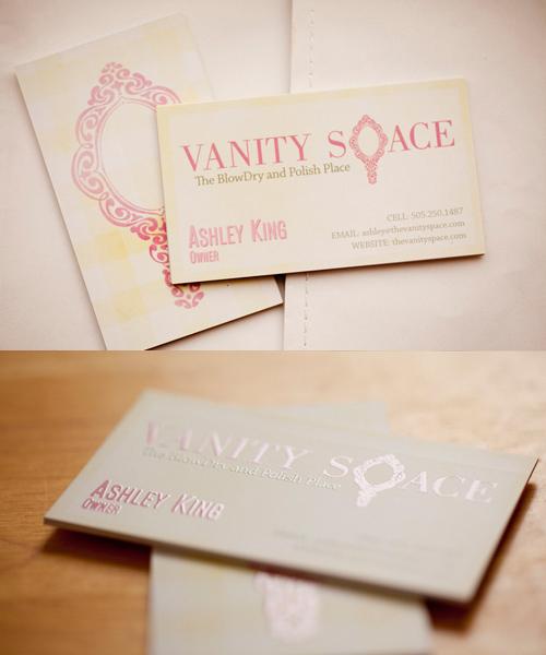 The Vanity Space