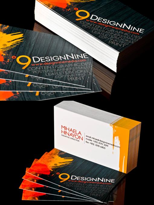 DesignNine Media Card