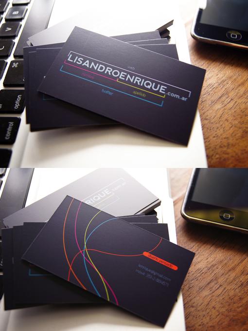 Simplistic Business Card