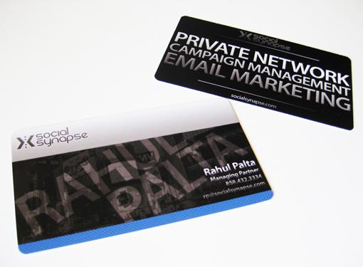 Social Synapse Card