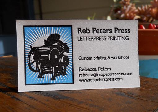 Reb Peters Press