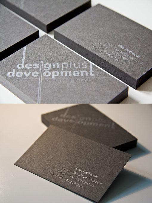 Foil Stamp Design