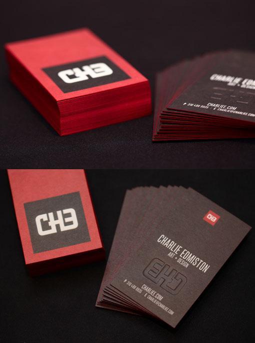 Red & Black Design