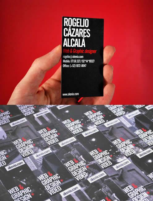Graphic Designer Cards