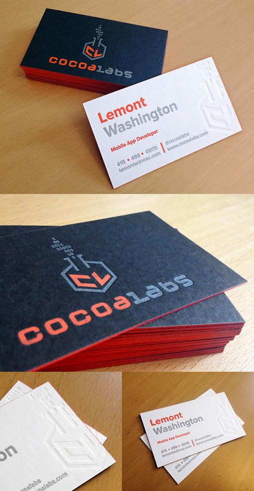 Cocoa Labs Letterpress