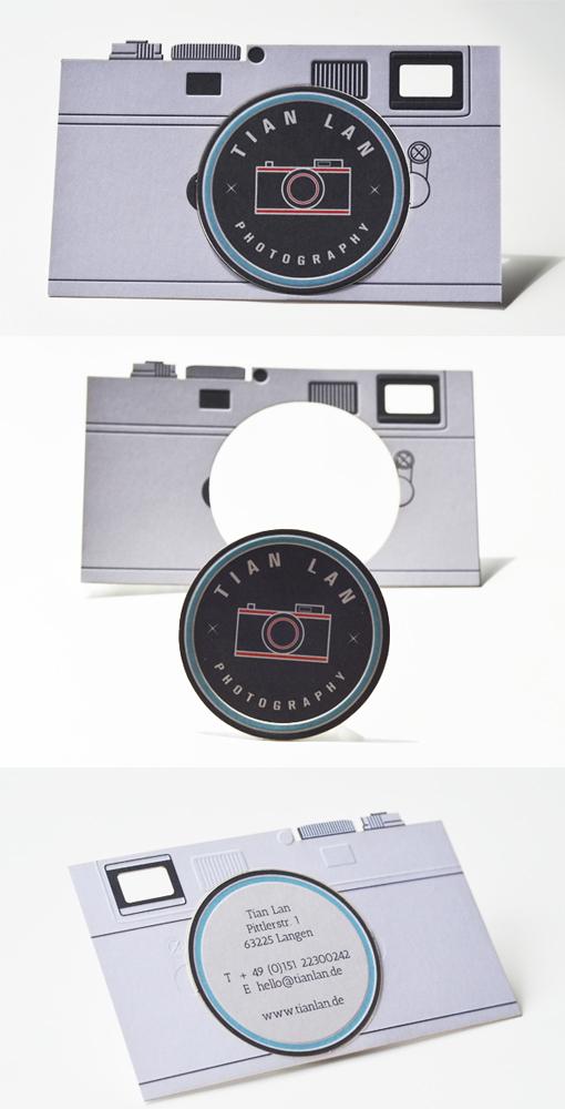 Camera-Shaped Design