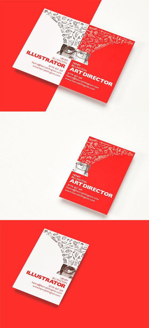 Art Director Business Card