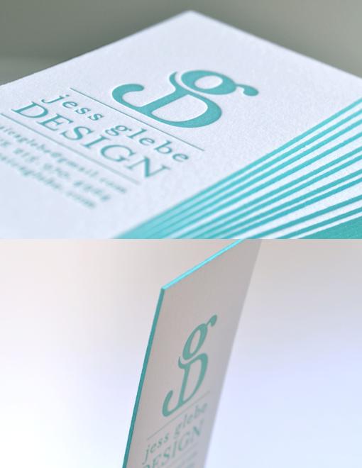 Cool Crisp Letterpress