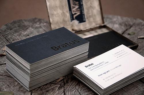 Bratus Business Card