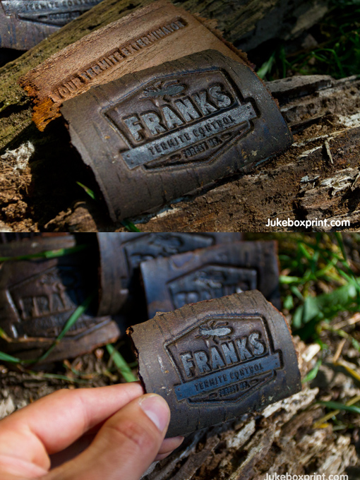 Termite Control Card