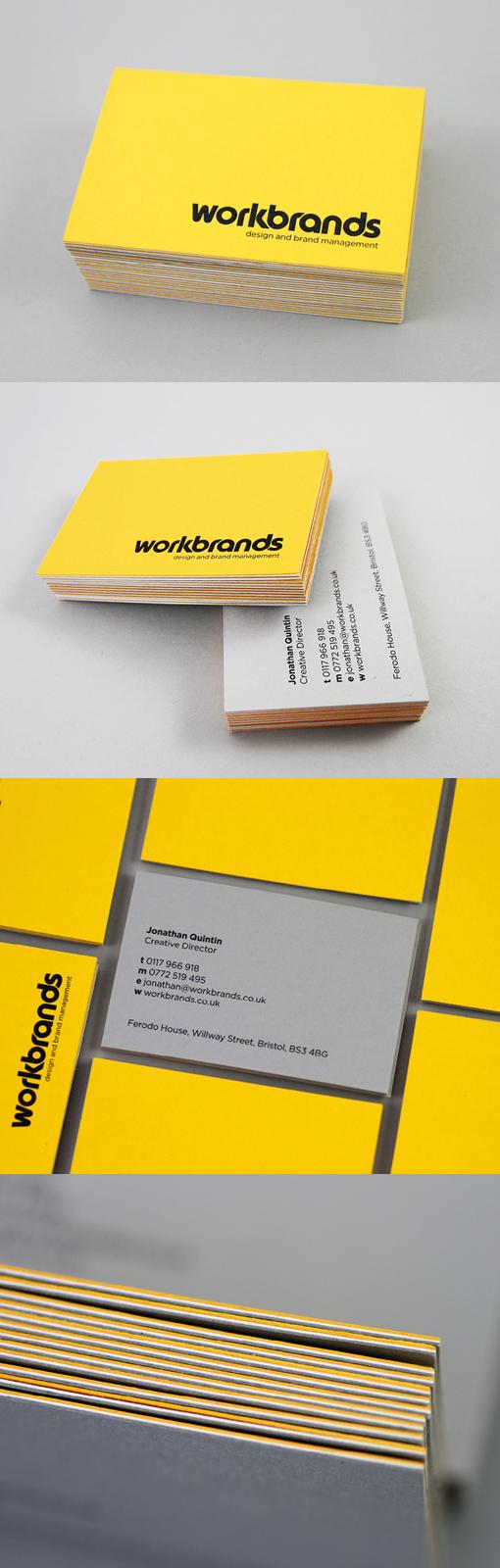 Yellow Identity Design
