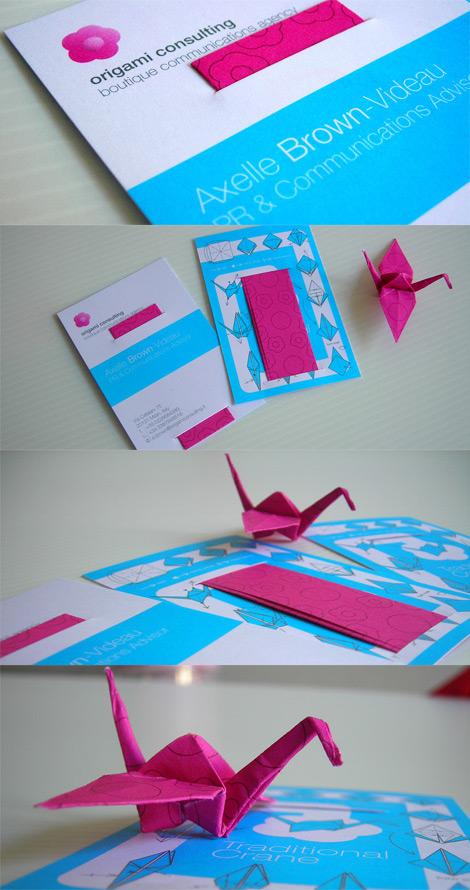 Origami Consulting Identity