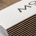 Unique Letterpress Business Card For An Interior Designer