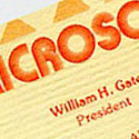 The Business Card Designs Of Seven Famous People